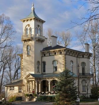 The Promont Museum in Milford, Ohio