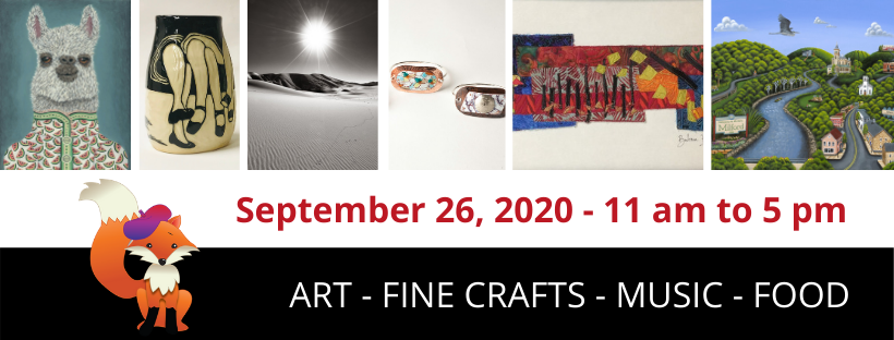The 15th Annual Art Affaire is September 26th, 2020 from 11am to 5pm. FREE to attend. Main Street, historic downtown Milford, Ohio