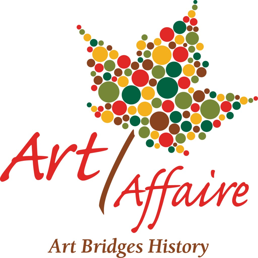 Art Affaire Logo - Milford, OH art fair every September.
