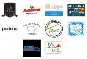 FoodLogoCollage