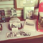 Local history books, notecards, prints, and other items are available in our gift shop!