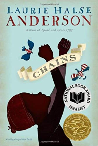 August 2019 - Chains by Laurie Anderson