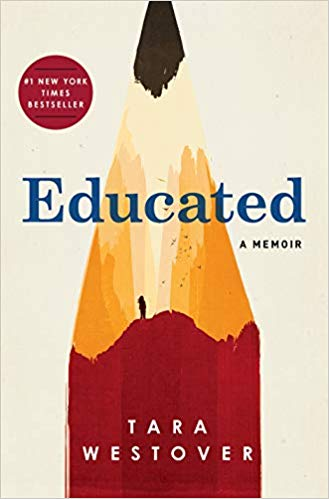 September 2019 - Educated: A Memoir by Tara Westover