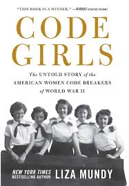 Book: Code Girls by Liza Mundy