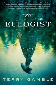 Book: The Eulogist by Terry Gamble