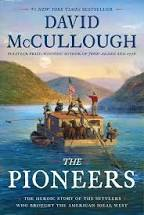 Book: The Pioneers by David McCullough