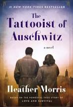 Book: The Tattooist of Auschwitz by Heather Morris