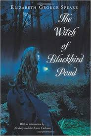 Book: The Witch of Blackbird Pond by Elizabeth George Speare